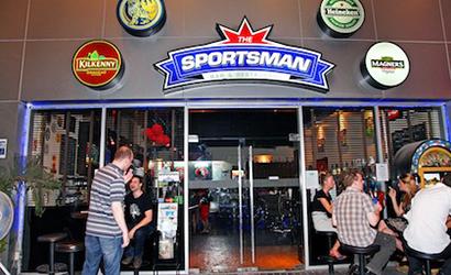 The Sportsman Bangkok - Outside Entrance