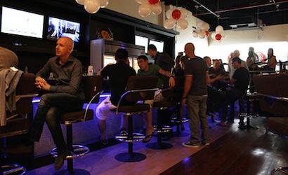 The Sportsman Bangkok - Downstairs Bar